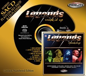 Legends-Crank It Up
