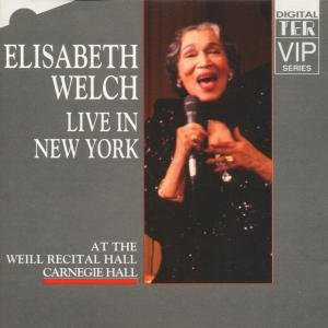 Elisabeth Welch Live In New York