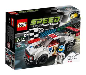 LEGO Speed Champions 75873 Speed Audi R8 LMS ultra
