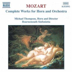 Sämtliche Werke für Horn und Orchester (GA)