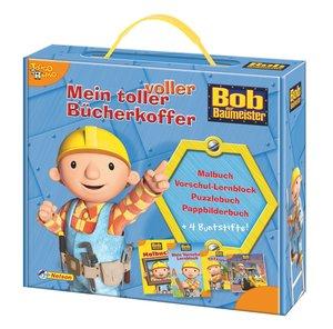 Bob der Baumeister: Mein toller voller Bücherkoffer