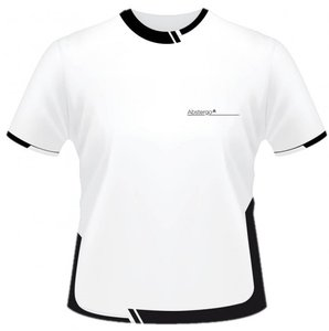Assassins Creed - T-Shirt - Abstergo Sublimation - weiss - Größe