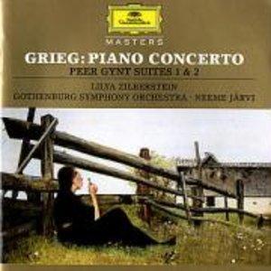 Klavierkonzert A-moll/Peer Gynt Suiten 1,2/+