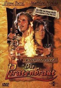 Die Piratenbraut - Cutthroat Island