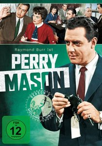 Perry Mason - Season 2 (8 Discs, Multibox)