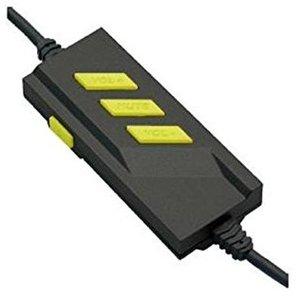 snakebyte - Python 6600V USB-Headset Virtual 7.1, Kopfhörer mit