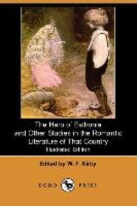 The Hero of Esthonia and Other Studies in the Romantic Literatur
