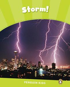 Penguin Kids 4 Storm! Reader CLIL AmE