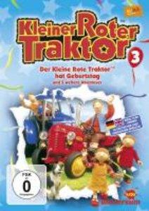 Kleiner roter Traktor 03