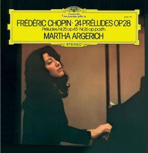 Frederic Chopin-24 Preludes op.28 (180g)
