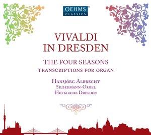 Die Vier Jahreszeiten (arr.für Orgel)