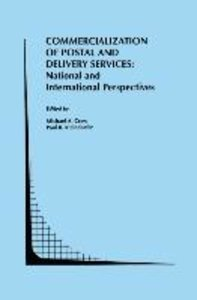 Commercialization of Postal and Delivery Services: National and