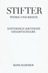 Werke und Briefe 3/2: Erzählungen 2