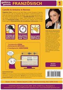 Französisch, Eine Reise voller Zufälle 1. CD-ROM