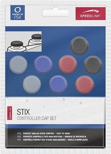 Speedlink STIX Controller Cap Set - für PS4, multicolor