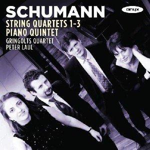 Streichquartette/Klavierquintett op.44