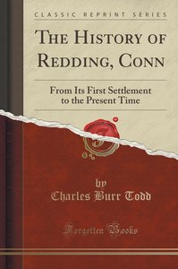 The History of Redding, Conn