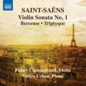 Violinsonate 1/Berceuse/Triptyque