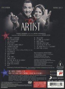 The Artist (lim.ed. + Bonus DVD)