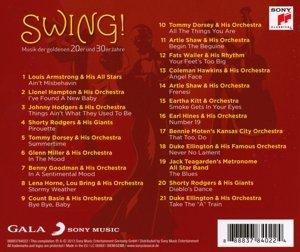 Swing!-Musik der goldenen Zwanziger