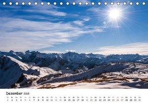 Wenk, M: Unterwegs im Allgäu (Tischkalender 2015 DIN A5 quer