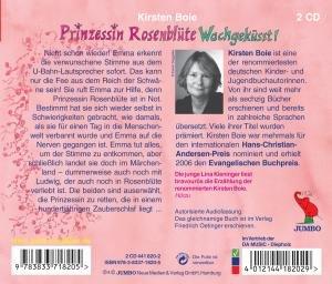 Prinzessin Rosenblüte Wachgeküsst