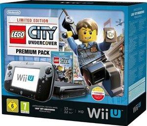 Nintendo Wii U Premium Pack - Konsole - 32 GB Flash-Speicher - i