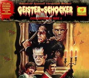 Geister-Schocker Collector\'s Box 1 (Folge 1-3)