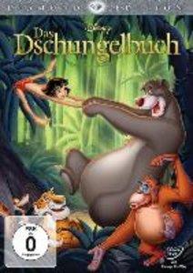 Das Dschungelbuch. Diamond Edition