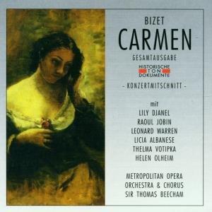 Bizet,Georges-Carmen