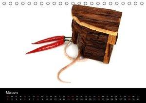 Süße Mäuse und Coole Ratten (Tischkalender 2016 DIN A5 quer)