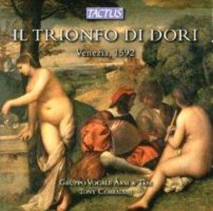 Il Trionfo di Dori,Venezia 1592