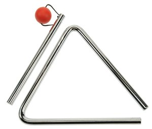 Corvus A600213 - Triangel, 13,5 x 13,5 cm