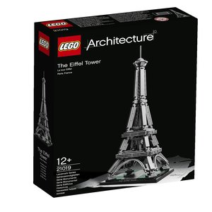 LEGO ® Lego Architecture 21019 - Der Eiffelturm