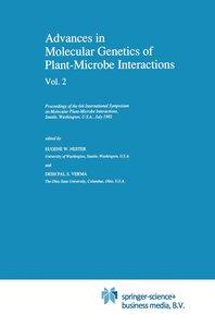 Advances in Molecular Genetics of Plant-Microbe Interactions, Vo