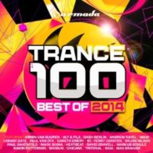 Trance 100-Best Of 2014