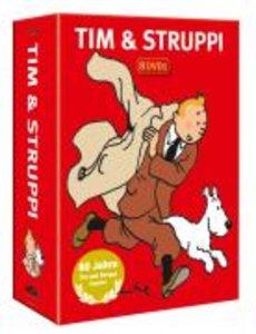Tim und Struppi (Slim Amarays Box)