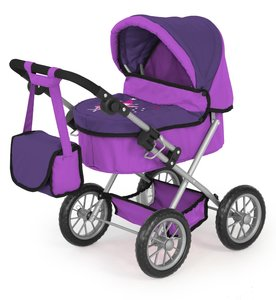 Bayer Design 13012 - Puppenwagen Trendy, lila