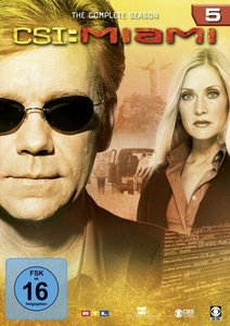 CSI: Miami-Season 5