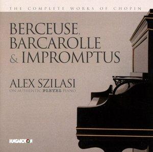 Berceuse,Barcarolle und Impromptus