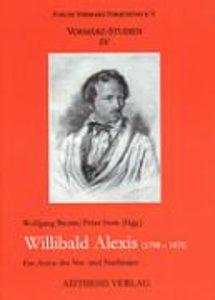 Willibald Alexis (1798-1871)