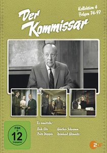 Der Kommissar - Kollektion 4