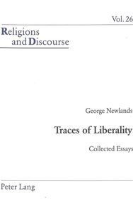 Traces of Liberality