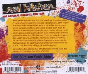 Soul Kitchen.Das Original-Hörspiel zum Film