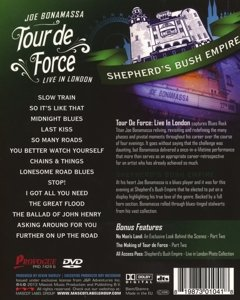 Tour De Force-Shepherd's Bush Empire
