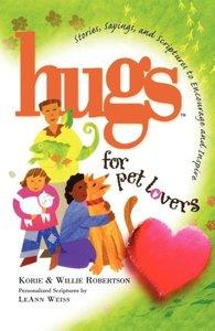 Hugs for Pet Lovers
