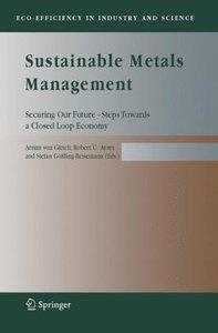Sustainable Metals Management
