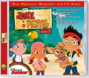 Jake und die Nimmerland-Piraten Teil7