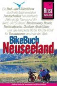 Pantke, R: Neuseeland BikeBuch