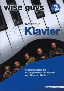 Noten für Klavier Vol. 2